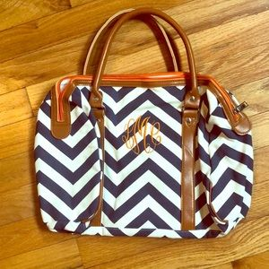 Handbags - New bowler style tote with monogram